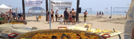 CAMPEONATO DE VOLEY PLAYA DE LA COSTA DEL SOL OCCIDENTAL