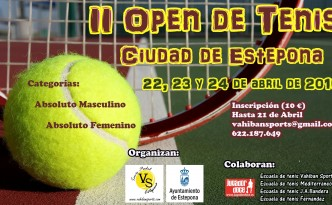 II Open de Tenis Abril 2016 (2)